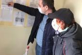 В городском округе Истра проверяют управляющие организации на качество проведения дезинфекции в подъездах