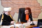 В Истре прошла встреча главы округа с представителями Духовного управления мусульман Московской области