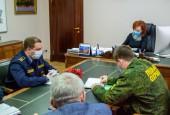 Глава городского округа Истра провела оперативное совещание по пожароопасной ситуации